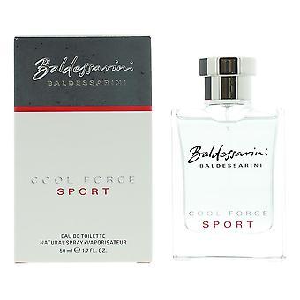 Baldessarini Cool Force Sport Eau de Toilette 50ml Spray For Him