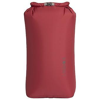 Ruby Red Fold Dry Bag Classic 22L