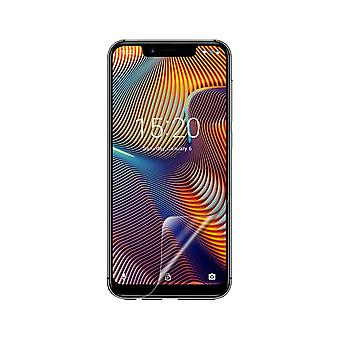 Celicious Vivid Flex Invisible Glossy 3D Screen Protector Film Compatible with Umidigi A3 Pro [Pack of 3]