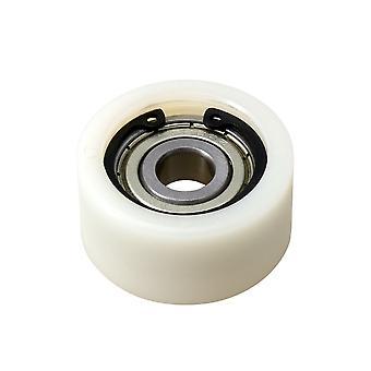 10x40x20mm Ball Bearing Pulley Rail 6200Z Shielded Groove Miniature