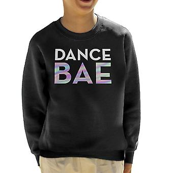 Strictly Come Dancing Dance Bae Shimmer Effect Kid's Sweatshirt
