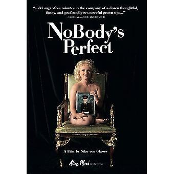 Nobodys Perfect [DVD] Usa tuo
