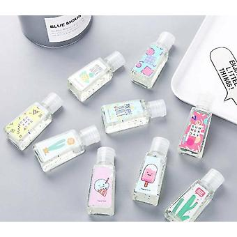 Disposable Liquid Soap Lotion Portable Hand Sanitizer