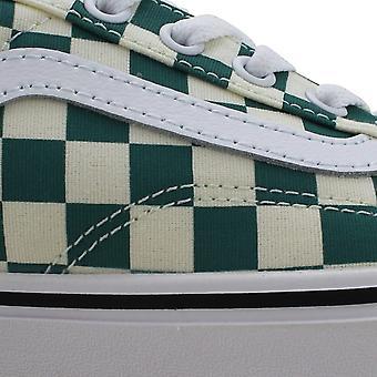 Vans comfycush Old Skool Quetzal/True White Checkerboard VN0A3WMAVNS1 Men's