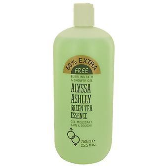 Alyssa Ashley Green Tea Essence Shower Gel By Alyssa Ashley 25.5 oz Shower Gel