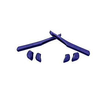 Vervangende Rubber Kit voor Oakley Fast Jacket XL Earsocks & Nosepads Navy Blue