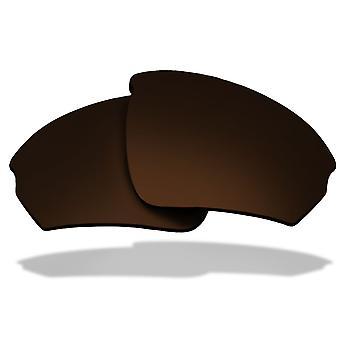 Lenti di sostituzione polarizzate per occhiali da sole RUDY PROJECT Noyz Anti-Scratch Brown