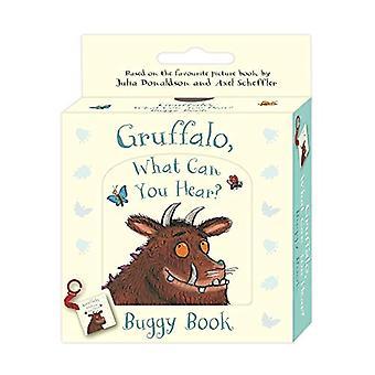 Gruffalo, What Can You Hear?