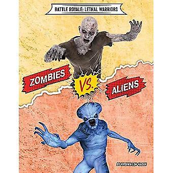 Zombies vs. Aliens (Battle Royale: Lethal Warriors)