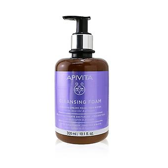Cleansing Creamy Foam For Face & Eyes (limited Edition) - 300ml/10.1oz