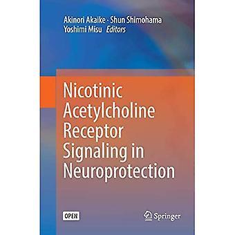 Signalisation nicotinique de récepteur d'acétylcholine dans neuroprotection