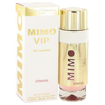 Mimo Vip Intense Eau De Parfum Spray By Mimo Chkoudra 3.3 oz Eau De Parfum Spray