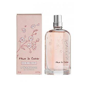 L'Occitane Cherry Blossom Eau de toilette spray 75 ml