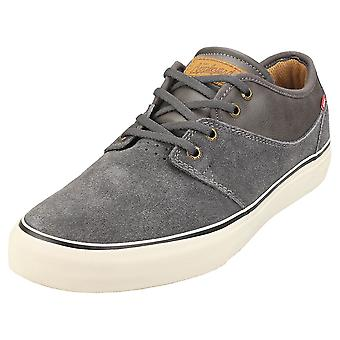 Globe Mahalo Mens Casual Trainers in Dark Shadow
