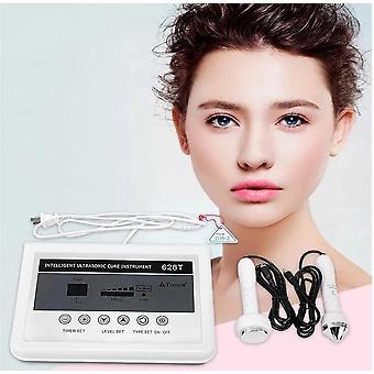 2 In 1 Ultraschall Gesichts Ultraschall Haut Straffung Anti Falten Massager