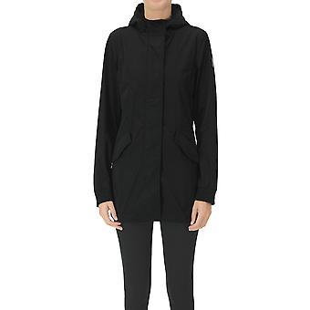 Woolrich Ezgl073007 Women's Black Nylon Outerwear Jacket