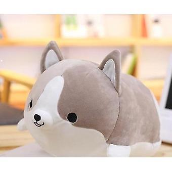 Lovely Fat Shiba Inu & Corgi Dog Plush, Soft Animal Cartoon Pillows