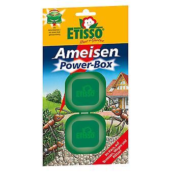 FRUNOL DELICIA® Etisso® صناديق الطاقة النمل (صندوق الطعم)، 2 قطعة