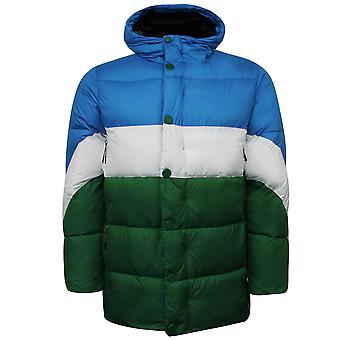 Hunter Original Mens Puffer Coat Hooded Jacket Multi MRO4175WAZ TWH