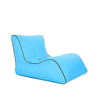 Air Sofa Inflatable Loungers Couch Travelling Outdoor Camping Beach Chair