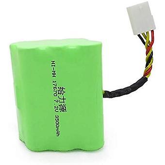 7.2v 3500mah batería recargable ni-mh para aspiradora neato xv-11 12 14 15 21 24 25