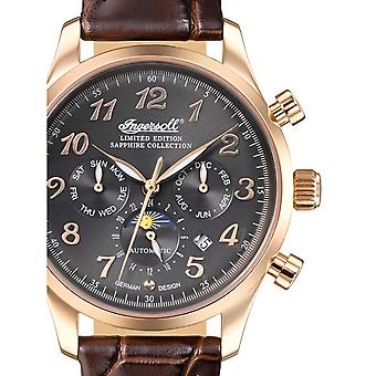 Mens Watch Ingensoll IN1420RGU, Automatique, 40mm, 3ATM