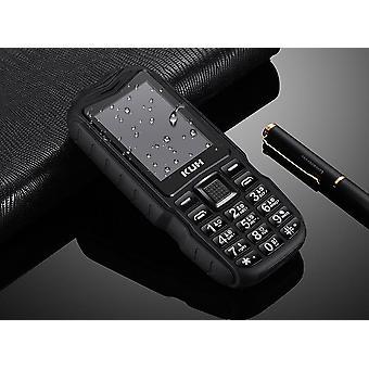 Μίνι τηλέφωνο τραπεζών δύναμης υπαίθριο shockproof κινητό τηλέφωνο