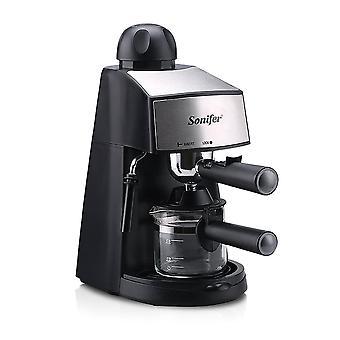 Elektrische koffiemachine Express elektrisch schuim koffiezetapparaat keukenapparatuur