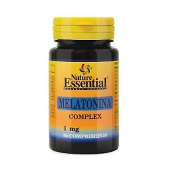 Melatonin Complex 60 tablets of 1mg