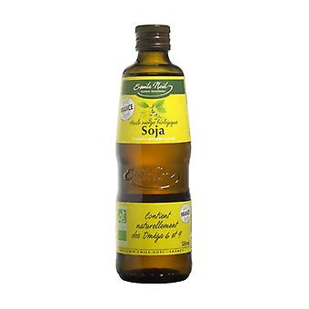 Organic Soybean Virgin Oil 500 ml of oil