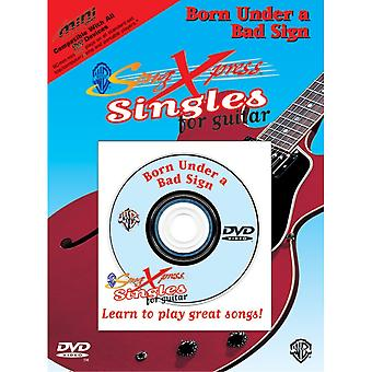 SongXpress Singles for Guitar: Born Under a Bad Sign