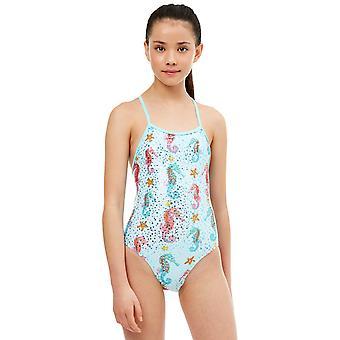 Maru Girls Bubbles Sparkle Swimsuit