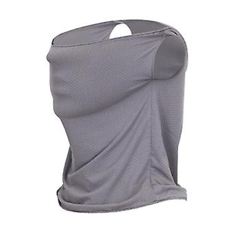 Golf Sunscreen, Collar Ice Stretch Breathable Mask