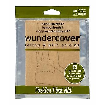 Wundercover 2.0: Improved Tattoo Covers & Blister Preventers