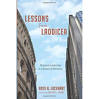 Lessons from Laodicea by Ross A Lockhart - 9781498239035 Book