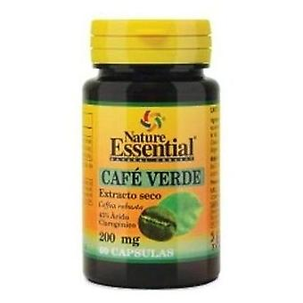 Nature Essential Café Verde Seco 200 ml 60 Cápsulas