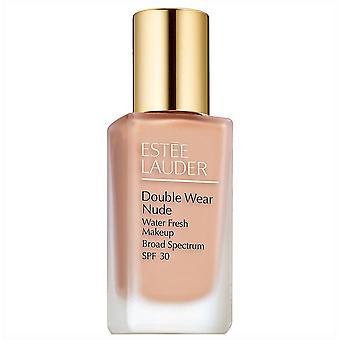 Estée Lauder Double Wear Nude water fresh makeup Spf 30 #2C2-almond 30 ml