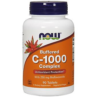 Now Foods Vitamin C Complex 1000 of 250 mg Bioflavonoids 90 Tablets