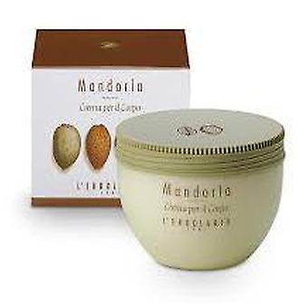 L'Erbolario Creme für den Mandelkörper 300 ml