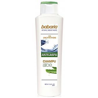 Babaria Anti-Schuppen Shampoo Aloe Vera 400 ml