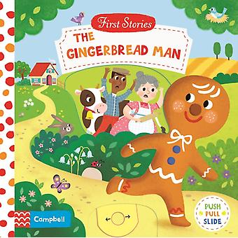 The Gingerbread Man di Campbell Books