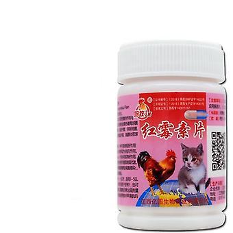 Comprimés d'érythromycine