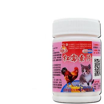 Comprimidos de eritromicina