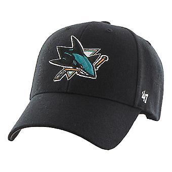 47 NHL San Jose Sharks MVP Cap - Black