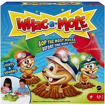 Mattel Whac-A-Mole Game