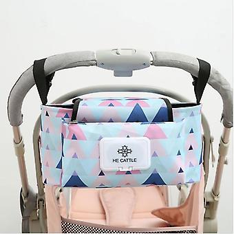 Baby Stroller Organizer Diaper Bags, Travel Bags For Moms