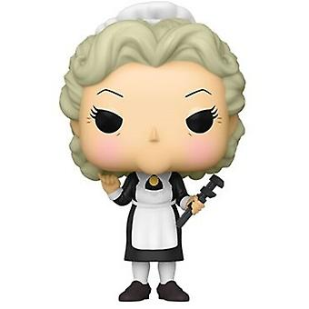 Clue- Mrs.White W/Wrench USA import