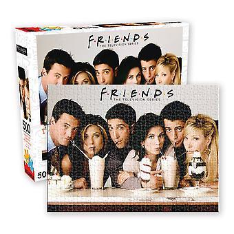 Friends - milkshake 500pc puzzle