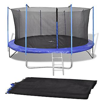 Turvaverkko 3,66 m:n pyöreille trampoliineille