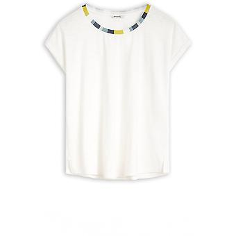 Sandwich kleding Crisp White Jersey T-Shirt